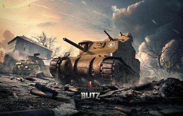 Wallpaper World of Tanks, World Of Tanks, Wargaming Net