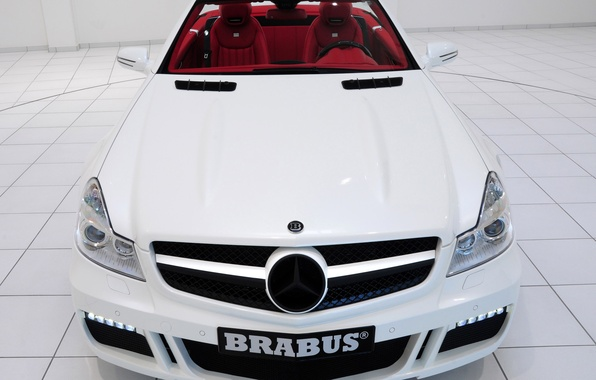 Picture tuning, brabus, sl class, mercedes benz