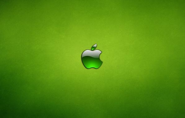 Picture green, apple, Apple, mac, osx