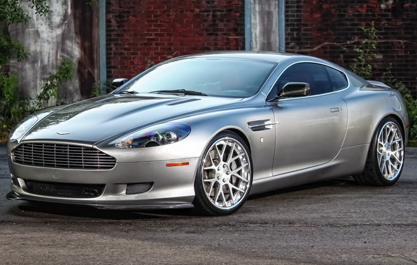 Picture car, aston martin, db9