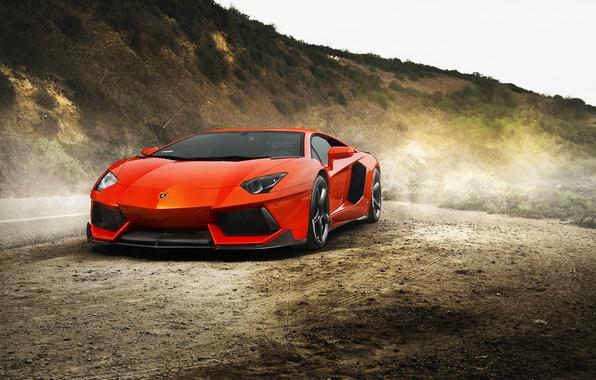 Picture supercar, rechange, Lamborghini Aventador