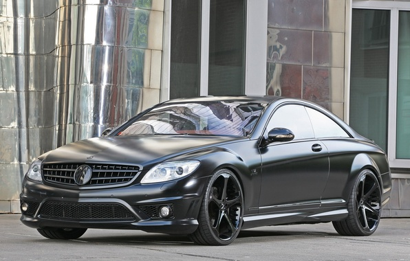 Picture mercedes-benz, cars, amg, tyuning, kupe