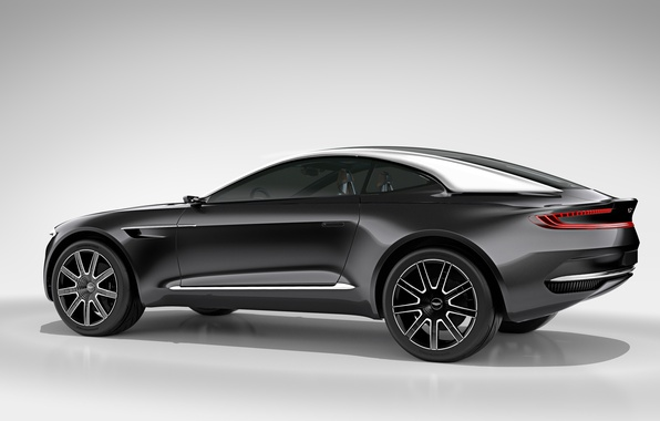 Picture Concept, Aston Martin, Aston Martin, 2015, DBX