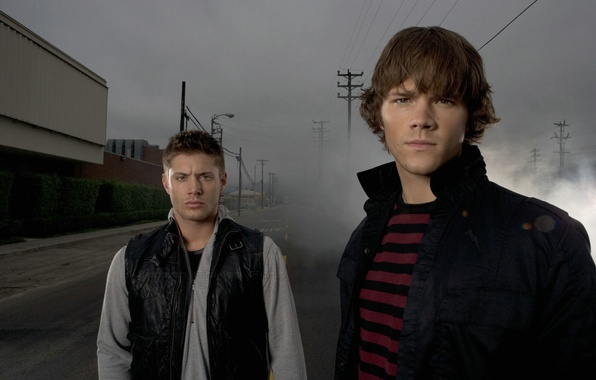 Picture actor, Supernatural, Jensen Ackles, Supernatural, Sam, Dean, Jensen Ackles, over the padalecki jared, Jared padalecki, ...