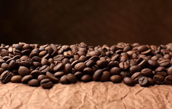 Picture coffee, grain, beans, coffee