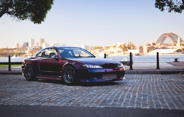 Picture car, tuning, S15, Nissan, tuning, Spec-R, Nissan Silvia
