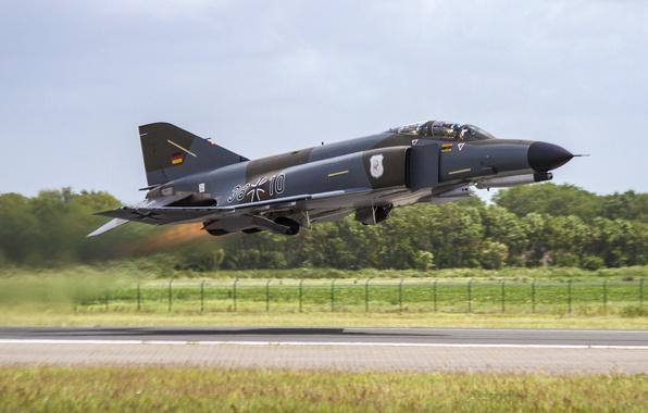 Picture fighter, multipurpose, Phantom II, McDonnell Douglas, Phantom II, F-4F
