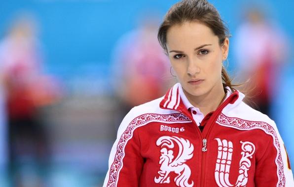 Picture Russia, athlete, Curling, Sochi 2014, BOSCO, Anna Sidorova, calingasta