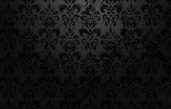 Picture background, black, pattern, texture