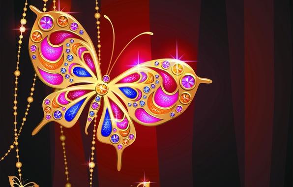 butterfly wallpaper design - photo #15