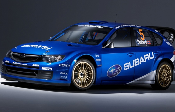 Picture Subaru, Impreza, WRC, Solberg