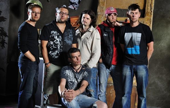 Picture music, rock, Group 7b, Ivan Demyan, Russian rock