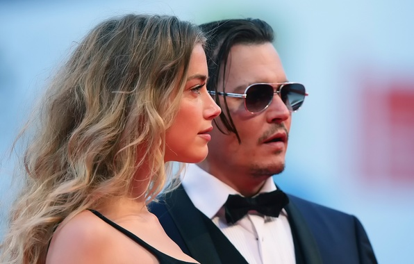 Picture Johnny Depp, premiere, Amber Heard, Black Mass, Black mass, Amber Heard Depp, wife