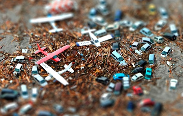 Picture macro, machine, fragments, the plane, movement, earth, transport, helicopters, aircraft, helicopter, model, figure, figures, models