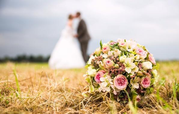 Picture bouquet, wedding, wedding bouquet