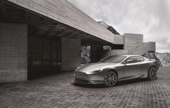 Picture Aston Martin, Aston Martin, supercar, DB9, 2015