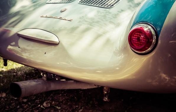Picture car, headlight, the hood, photo, photographer, spyder, markus spiske, oldtimer, porsche 550