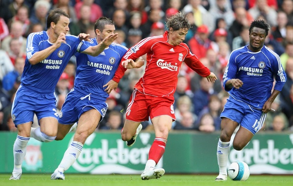 Picture field, football, the ball, club, football, Liverpool, John Terry, John Terry, Liverpool vs Chelsea, Chelsea, …