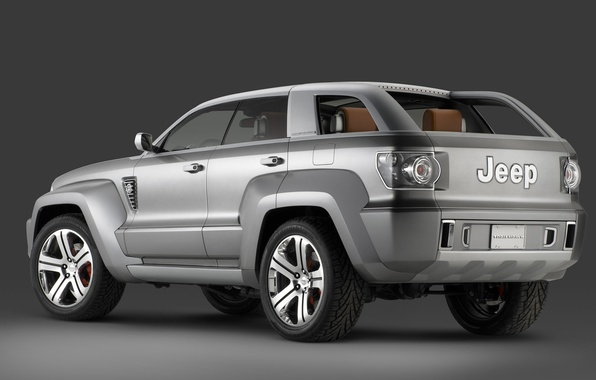 Picture SUV, jeep, trailhawk