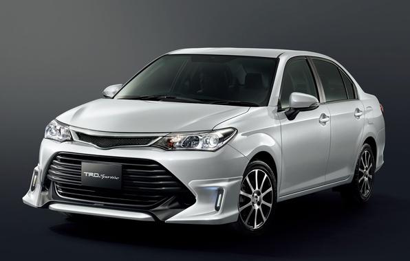 Picture Toyota, Toyota, Corolla, TRD, Corolla, 2015, Axio