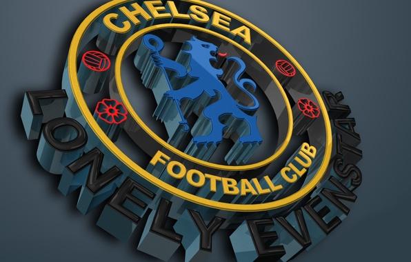 Picture Logo, Chelsea, Champions, Chelsea fc