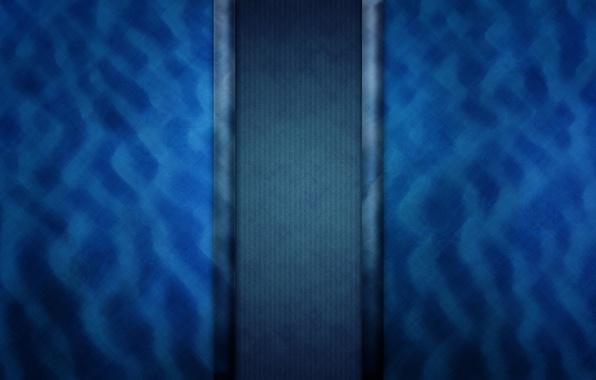 Picture line, blue, strip, texture, wavy