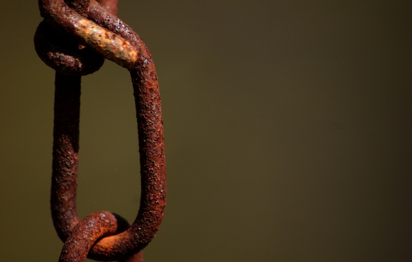 Picture macro, metal, ring, chain