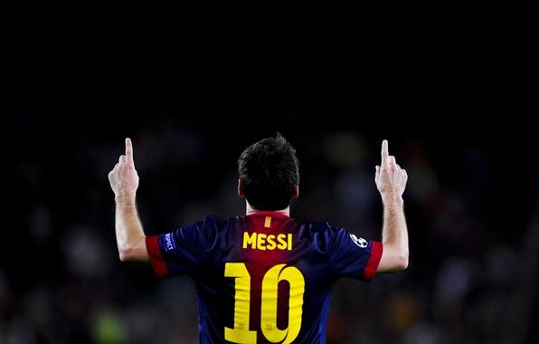 Picture Sport, Football, Nike, Lionel Messi, Lionel Messi, Leopard, Football, Club, Messi, FC Barcelona, FC Barcelona, …