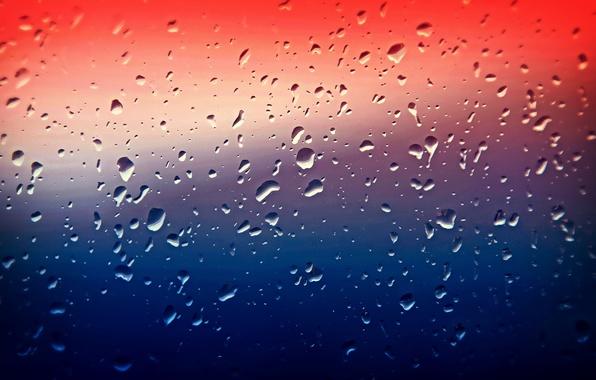 Picture glass, color, drops, rain, photo, photographer, Alessandro Di Cicco