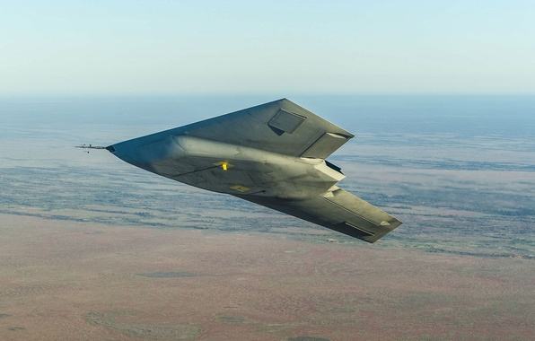 """Picture combat, unmanned, camera, flying, BAE Systems, """"Taranis"""", (UAV)"""