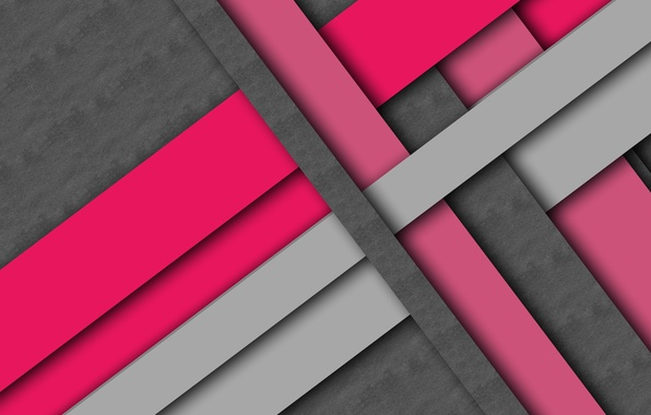 Picture line, grey, background, pink, texture, raspberry