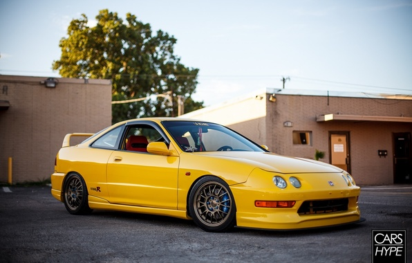 Honda Integra Acura Tuning