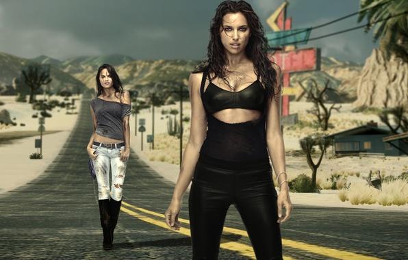 Picture irina sheik, model, beauty, Chrissy teigen, Irina shayk, chrissy teigen, need for speed: the run