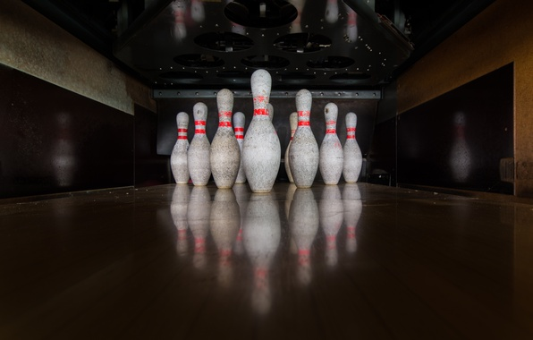 Picture sport, skittles, bowling