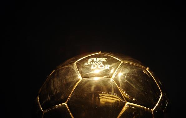 Wallpaper Golden Ball, Football, Sport, Football, Awards