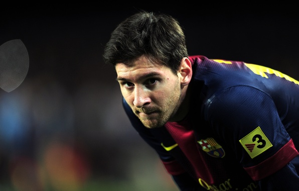 Picture Sport, Football, Nike, Lionel Messi, Lionel Messi, Leopard, Club, Messi, FC Barcelona, FC Barcelona, Leo, …