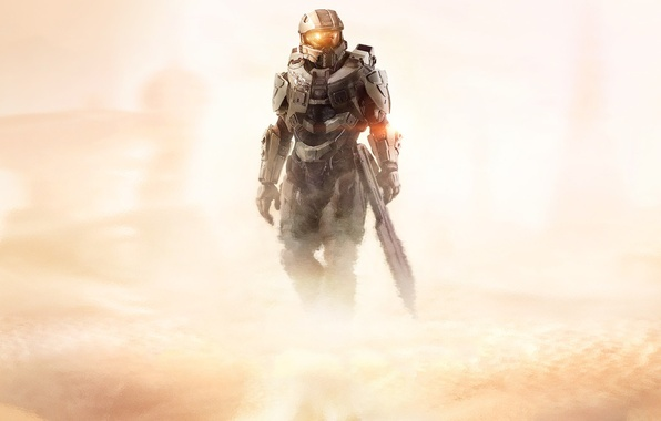 Picture Microsoft, Halo, John, John, The Master Chief, Master Chief, 343 Industries, Halo 5: Guardians