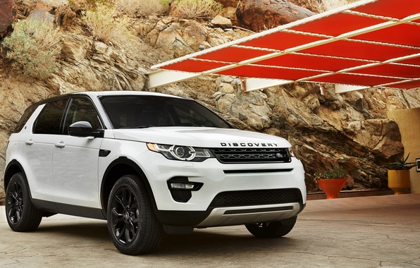 Picture Land Rover, Discovery, Sport, discovery, land Rover, US-spec, 2015, HSE, L550