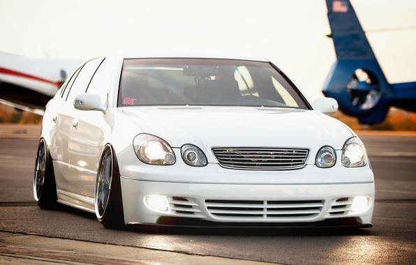 Picture tuning, Lexus, stance, lexus gs