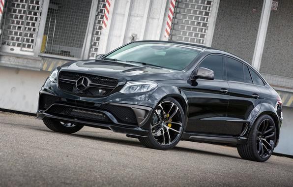 Picture Mercedes-Benz, Mercedes, Coupe, Lumma Design, C292, GLE-Class