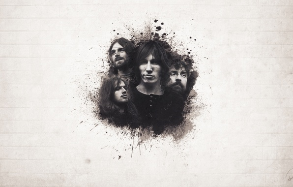 Picture Music, Pink Floyd, Richard Wright, Roger Waters, David Gilmour, Nick Mason, David Gilmour, Pink Floyd, …