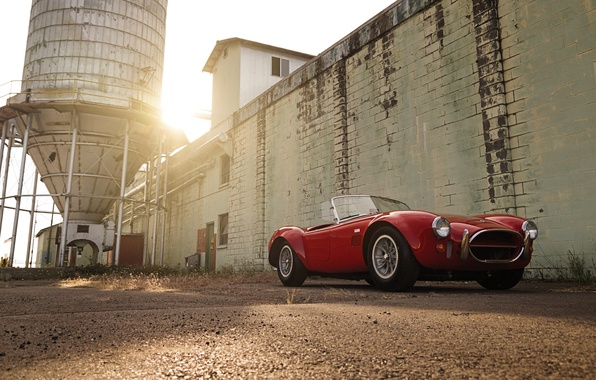 Picture plant, Roadster, Shelby, Cobra, Shelby, Cobra, 1966, 427, MkIII, AC Cars