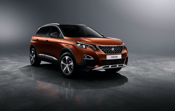 Picture background, Peugeot, Peugeot, crossover, 3008