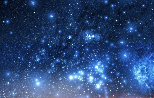 Picture space, stars, the universe, galaxy, Galaxy