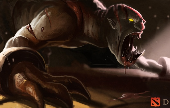 Picture DotA, dota 2, dire, ghoul, nix, lifestealer, does aix