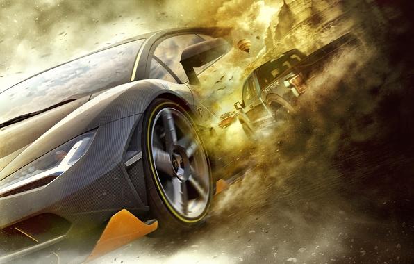 Picture Lamborghini, Microsoft Studios, Forza Horizon 3, Playground Games