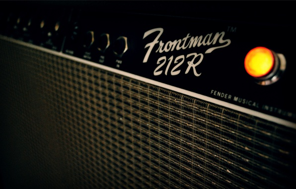 Picture music, music, button, amplifier, amplifier, 1920x1200, buttons, Frontman 212R