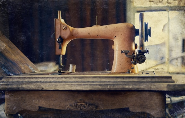 Wallpaper Vintage Machine Sewing Images For Desktop Section Custom Sewing Machine Wallpaper