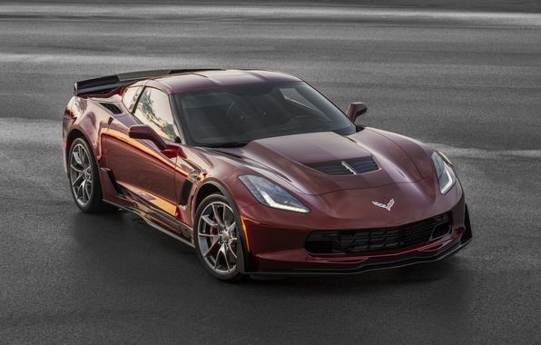 Picture Z06, Corvette, Chevrolet, supercar, Chevrolet, Coupe, Corvette, 2015, Spice Red Design