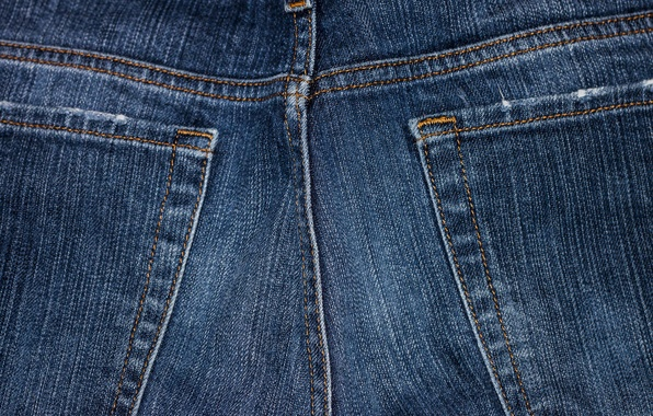 Picture style, color, jeans, classic, thread